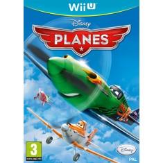 Jogo Planes Wii U Disney
