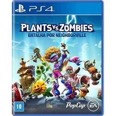 Jogo Plants Vs Zombies: Batalha por Neighborville PS4 EA