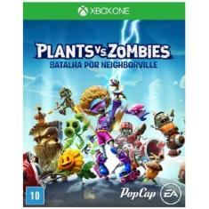 Jogo Plants Vs Zombies: Batalha por Neighborville Xbox One EA