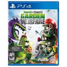 Jogo Plants vs Zombies Garden Warfare PS4 EA