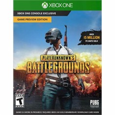 Foto Jogo PlayerUnknown's Battlegrounds Xbox One PUBG Corporation