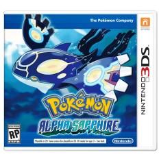 Jogo Pokémon Alpha Sapphire Nintendo 3DS