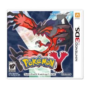 Jogo Pokemon Y Nintendo 3DS