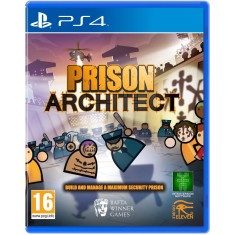 Foto Jogo Prison Architect PS4 Double Eleven