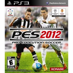Foto Jogo Pro Evolution Soccer 2012 PlayStation 3 Konami
