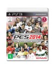 Jogo Pro Evolution Soccer 2014 PlayStation 3 Konami