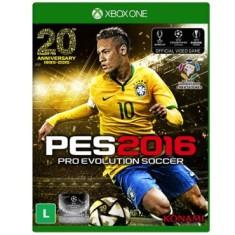 Jogo Pro Evolution Soccer 2016 Xbox One Konami