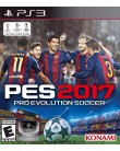 Jogo Pro Evolution Soccer 2017 PlayStation 3 Konami