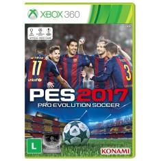 Foto Jogo Pro Evolution Soccer 2017 Xbox 360 Konami