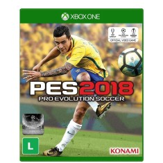 Jogo Pro Evolution Soccer 2018 Xbox One Konami