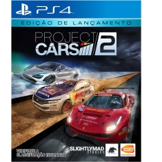 Jogo Project Cars 2 PS4 Slightly Mad Studios