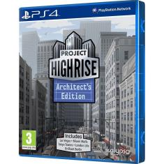 Jogo Project Highrise Architects Edition PS4 SomaSim
