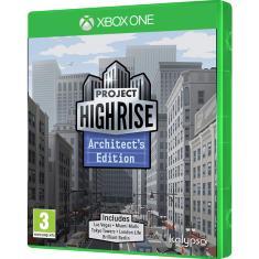 Jogo Project Highrise Architects Xbox One Kalypso Media