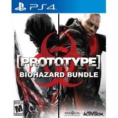 Jogo Prototype Biohazard Bundle PS4 Activision