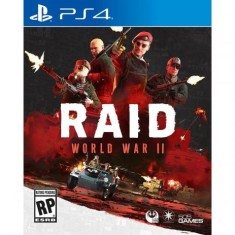 Jogo Raid World War II PS4 505 Games