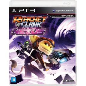 Foto Jogo Ratchet & Clank: Into the Nexus PlayStation 3 Insomniac