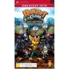 Jogo Ratchet & Clank Size Matters Sony PlayStation Portátil