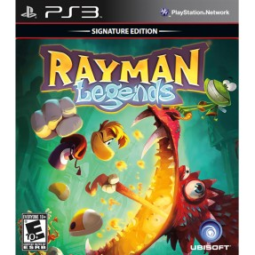 Foto Jogo Rayman Legends PlayStation 3 Ubisoft