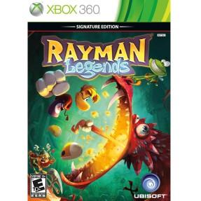 Foto Jogo Rayman Legends Xbox 360 Ubisoft