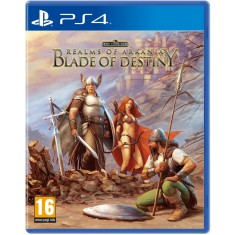 Foto Jogo Realms of Arkania Blade of Destiny PS4 UIG Entertainment