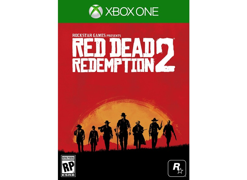 Jogo Red Dead Redemption 2 Xbox One Rockstar