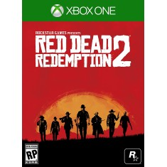 Foto Jogo Red Dead Redemption 2 Xbox One Rockstar