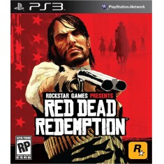 Jogo Red Dead Redemption PlayStation 3 Rockstar