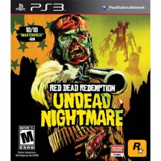 Foto Jogo Red Dead Redemption: Undead Nightmare Collection PlayStation 3 Rockstar