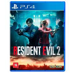 Jogo Resident Evil 2 PS4 Capcom