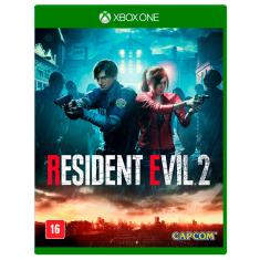 Foto Jogo Resident Evil 2 Xbox One Capcom