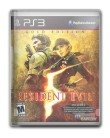 Jogo Resident Evil 5: Gold Edition PlayStation 3 Capcom