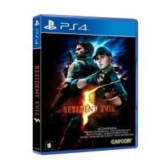 Jogo Resident Evil 5 PS4 Capcom