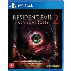 Jogo Resident Evil Revelations 2 PS4 Capcom