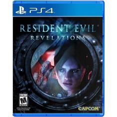 Jogo Resident Evil Revelations PS4 Capcom