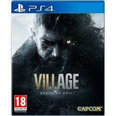 Jogo Resident Evil Village PS4 Capcom