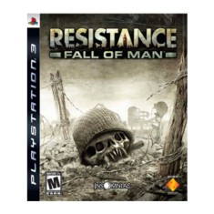 Foto Jogo Resistance: Fall Of Man PlayStation 3 Sony