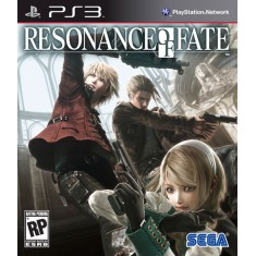 Foto Jogo Resonance of Fate PlayStation 3 Sega