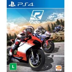 Jogo Ride PS4 Bandai Namco
