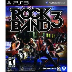 Jogo Rock Band 3 PlayStation 3 EA