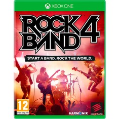 Foto Jogo Rock Band 4 Xbox One Harmonix