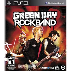Foto Jogo Rock Band: Green Day PlayStation 3 EA
