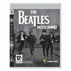 Foto Jogo Rock Band: The Beatles PlayStation 3 EA