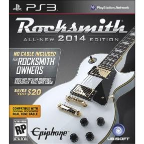 Jogo Rocksmith 2014 PlayStation 3 Ubisoft