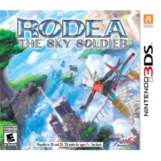 Foto Jogo Rodea the Sky Soldier NIS Nintendo 3DS