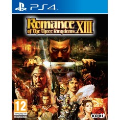 Foto Jogo Romance of the Three Kingdoms XIII PS4 Koei