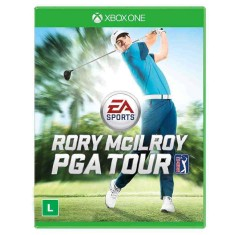 Foto Jogo Rory McIlroy Golf PGA Tour Xbox One EA