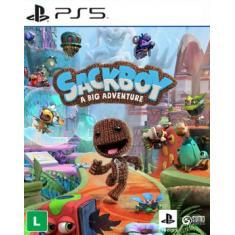 Jogo Sackboy: Uma Grande Aventura PS5 Sumo