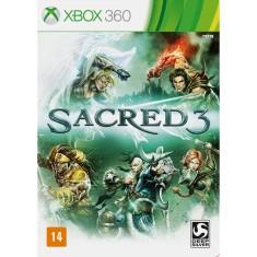 Jogo Sacred 3 Xbox 360 Deep Silver