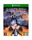 Jogo Saints Row IV Re-elected + Gat Out of Hell Xbox One Deep Silver