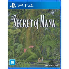 Jogo Secret of Mana PS4 Square Enix